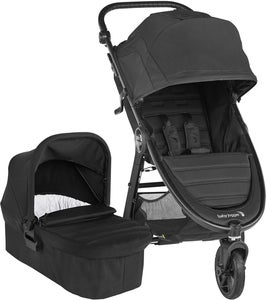 Baby Jogger City Mini GT 2 Duovogn, Jet Black