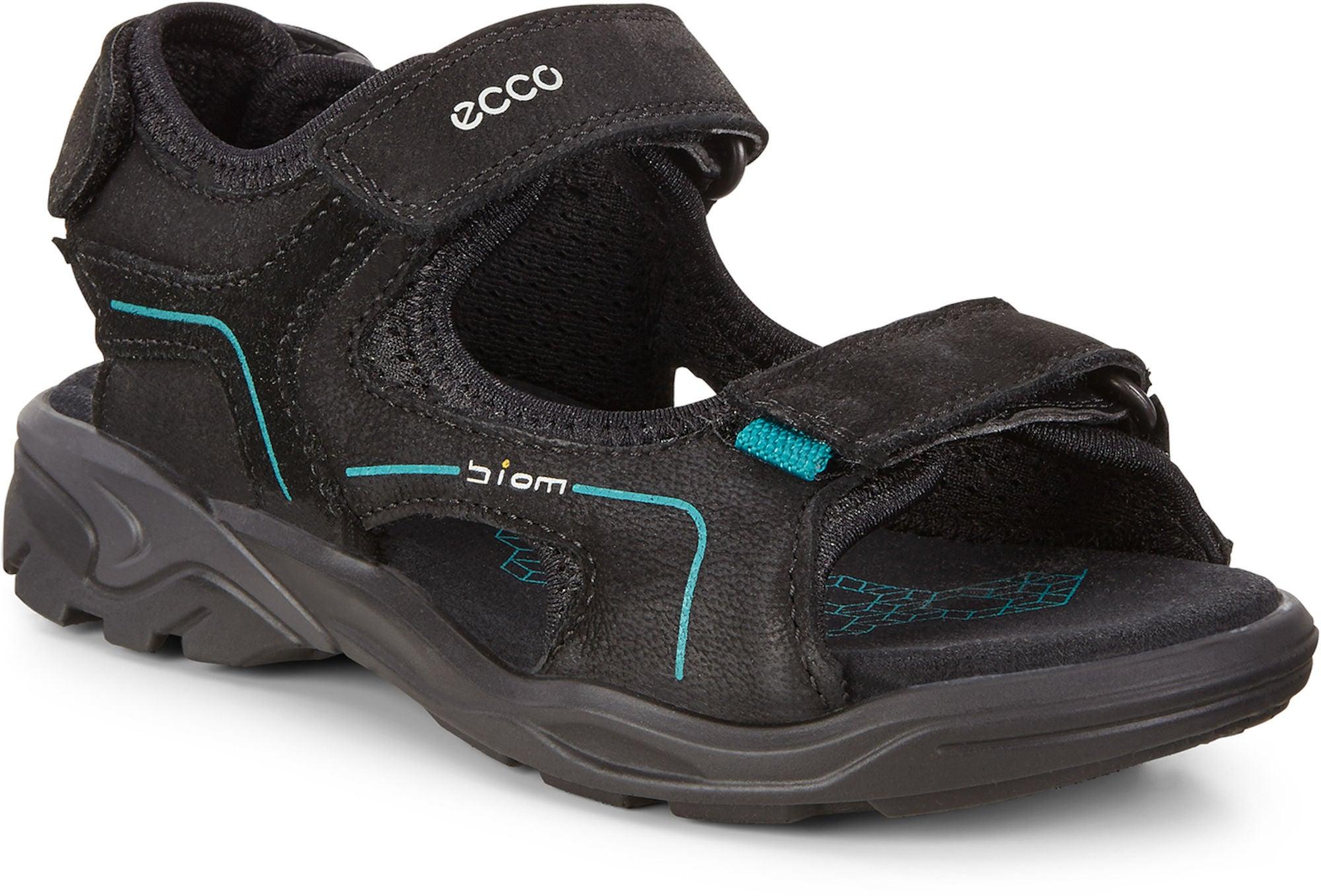 Køb ECCO Biom Raft Sandaler, Black   Jollyroom