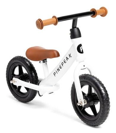Pinepeak Løbecykel 10 tommer, Hvid | Learner Bikes