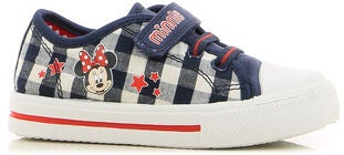 Disney Minnie Mouse Sneakers, Navy