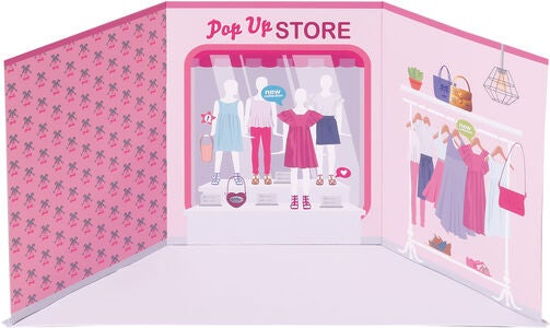 Baby Born Boutique Pop up Store