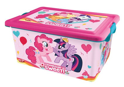 My Little Pony Opbevaringskasse 13L