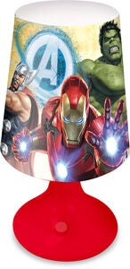 Marvel Avengers Bordlampe