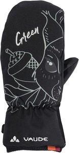Vaude Kids Small Gloves III Vanter, Black