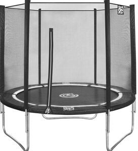 Game On Sport Trampolin Jumpline 244 cm, Sort