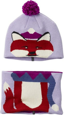 Columbia Snow More Hue & Halsedisse, Soft Violet Fox
