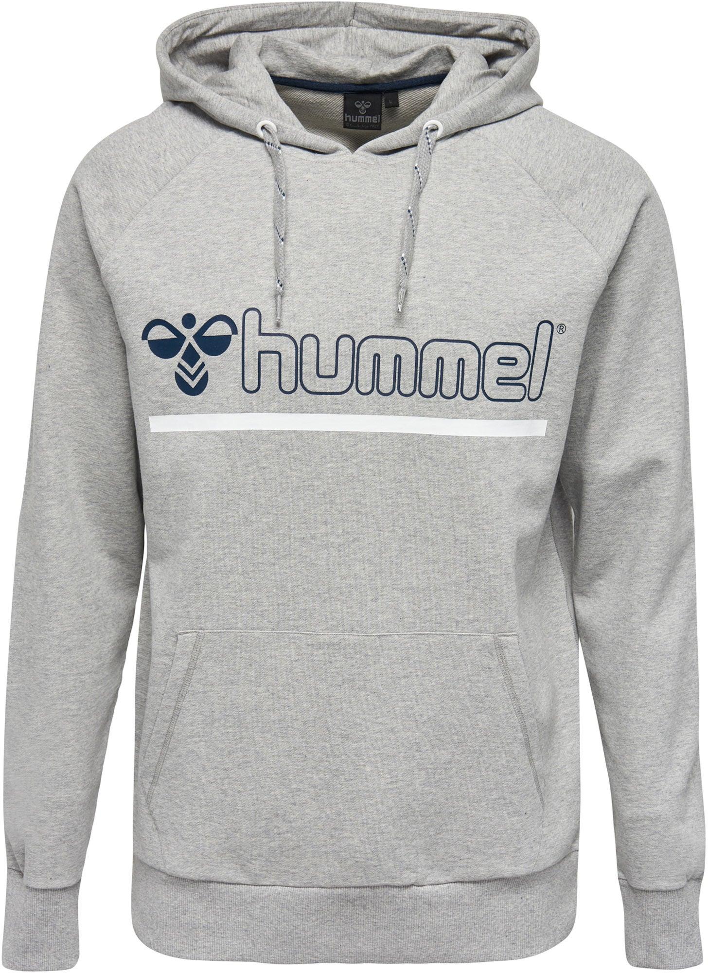 fc51cc0327f Køb Hummel Hmlcomfort Kids Hættetrøje, Grå | Jollyroom
