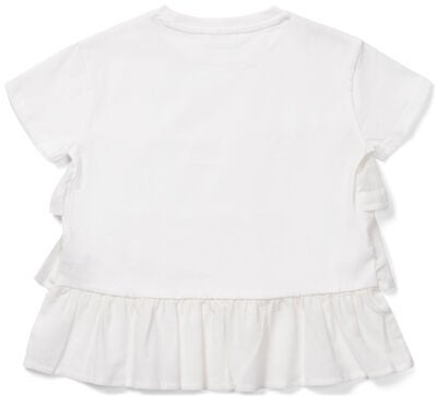 Luca & Lola Adria Top, White