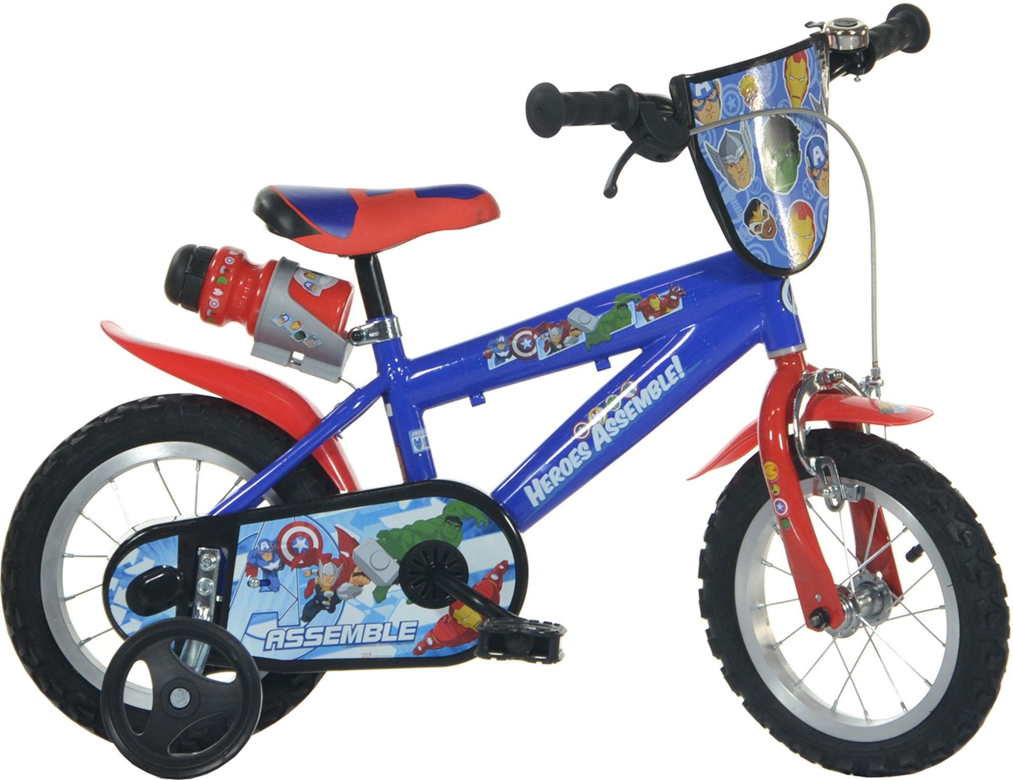 Køb Marvel Avengers Cykel 12 Tommer | City
