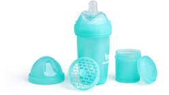 Herobility Baby Bottle 240 ml, Blå