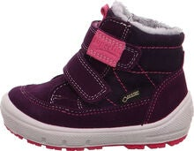 0126215e Superfit Groovy GORE-TEX Støvler, Purple/Pink