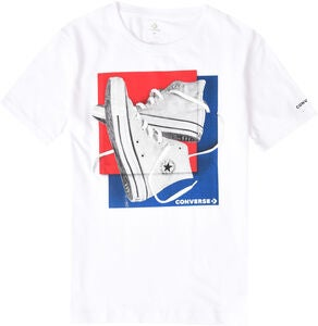Converse Sneaker Squares T-Shirt, White