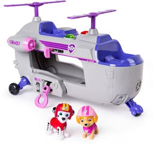 Paw Patrol Ultimate Rescue Helikopter