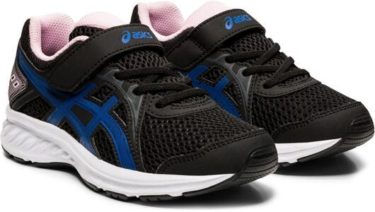 Asics Jolt 2 PS Sneakers, Black/Tuna Blue