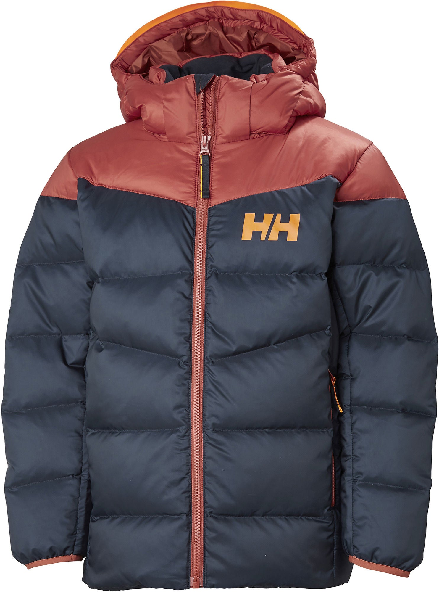 e6570b8f Køb Helly Hansen Isfjord Down Mix Jakke, Navy | Jollyroom