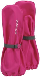 Didriksons Glove Galonvanter Uden For, Fuchsia