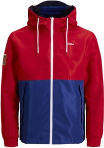 Jack & Jones Link Jakke, Fiery Red