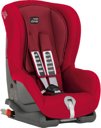 k b britax r mer duo plus autostol flame red jollyroom. Black Bedroom Furniture Sets. Home Design Ideas
