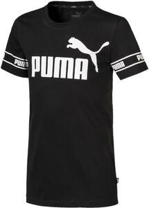 Puma Amplified T-Shirt, Black