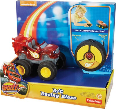 Fisher-Price Blaze Radiostyret Bil