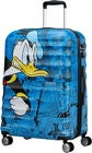American Tourister Disney Anders And Kuffert Blå 64L