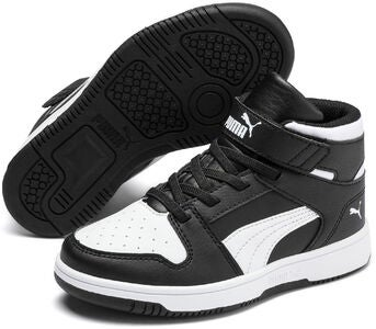 Puma Rebound Lay Up PS Sneakers, Black