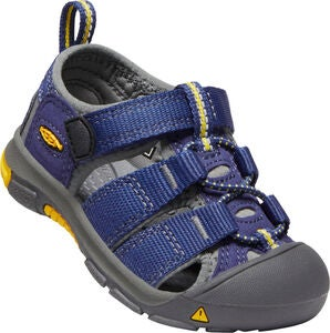 KEEN Newport H2 Toddlers Sandaler, Blue Depths/Gargoyle