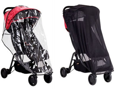 Mountain Buggy Nano Sol- & Regnslag