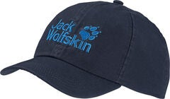 Jack Wolfskin Baseball Kasket, Night Blue