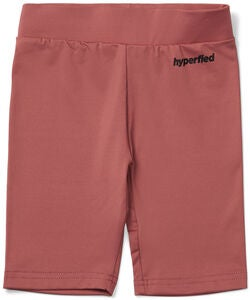 Hyperfied Biker Shorts, Withered Rose