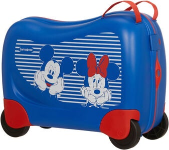 Samsonite Dreamrider Kuffert Disney 28L, Minnie/Mickey Stripes