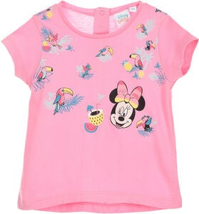 Disney Minnie Mouse T-Shirt, Pink