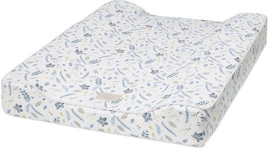 Cam Cam Copenhagen Puslepude Pressed Leaves, Blue
