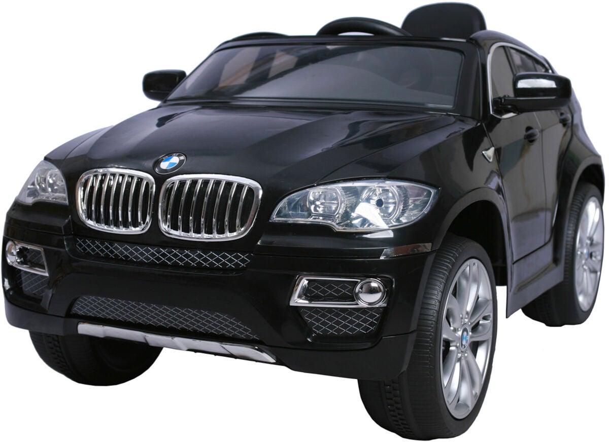 Køb BMW X6 Elbil, Sort | Jollyroom