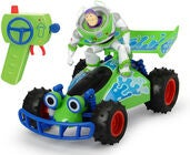 Toy Story Fjernstyret Buggy m. Buzz