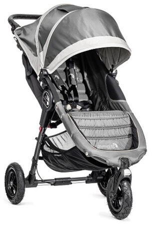 Baby Jogger City Mini GT, Steel Grey