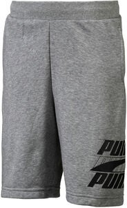 Puma Rebel Bold Shorts, Grey