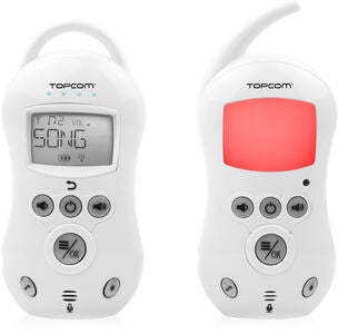 Topcom KS-4222 Digital Babyalarm 1,8GHz
