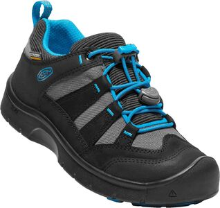KEEN Hikeport WP Sneakers, Black/Blue Jewel