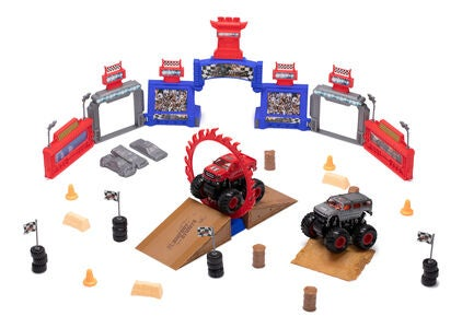 Alex's Garage Monstertruckar Stadium