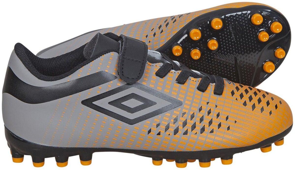 Køb Puma Tenaz Fodboldsko JR, WhiteOrange | Jollyroom