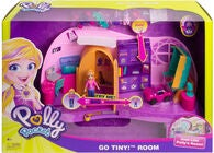 Polly Pocket Polly's Go Tiny! Legesæt Rum Micro