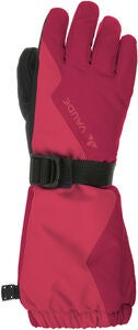 Vaude Kids Snow Cup Gloves Hansker, Bright Pink
