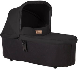 Mountain Buggy Plus Barnevognsdel til Swift & Mini, Sort