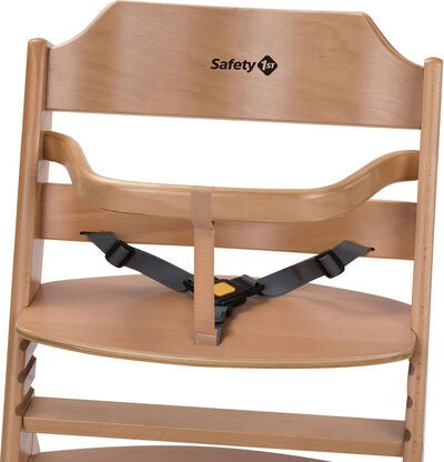 Safety 1st Højstol Timba Basic, Natural Wood