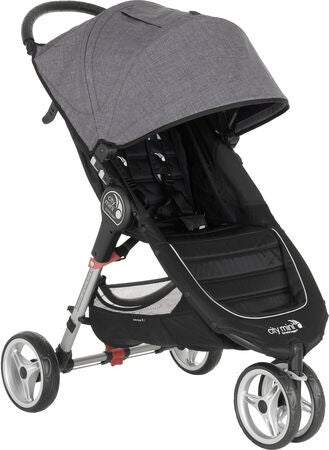 Baby Jogger City Mini Kaleche, Grey Melange