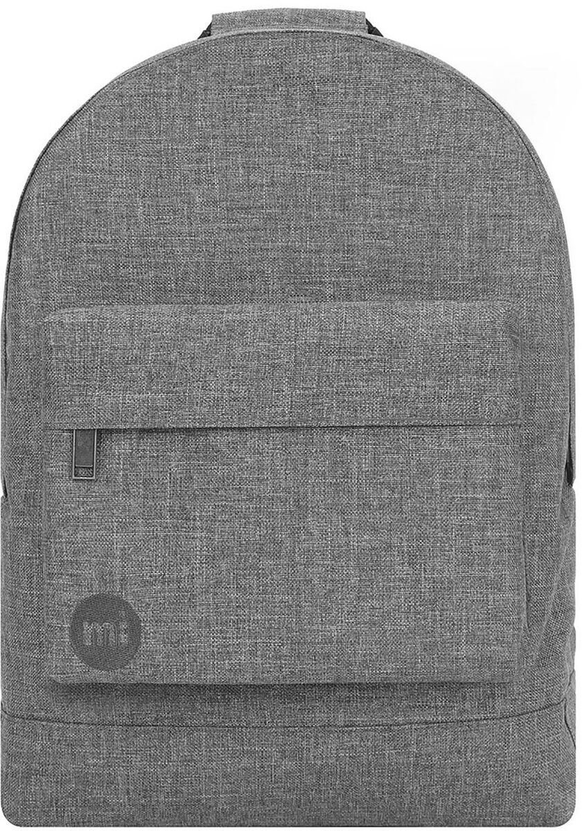 Mi-Pac Crosshatch Rygsæk, Grey