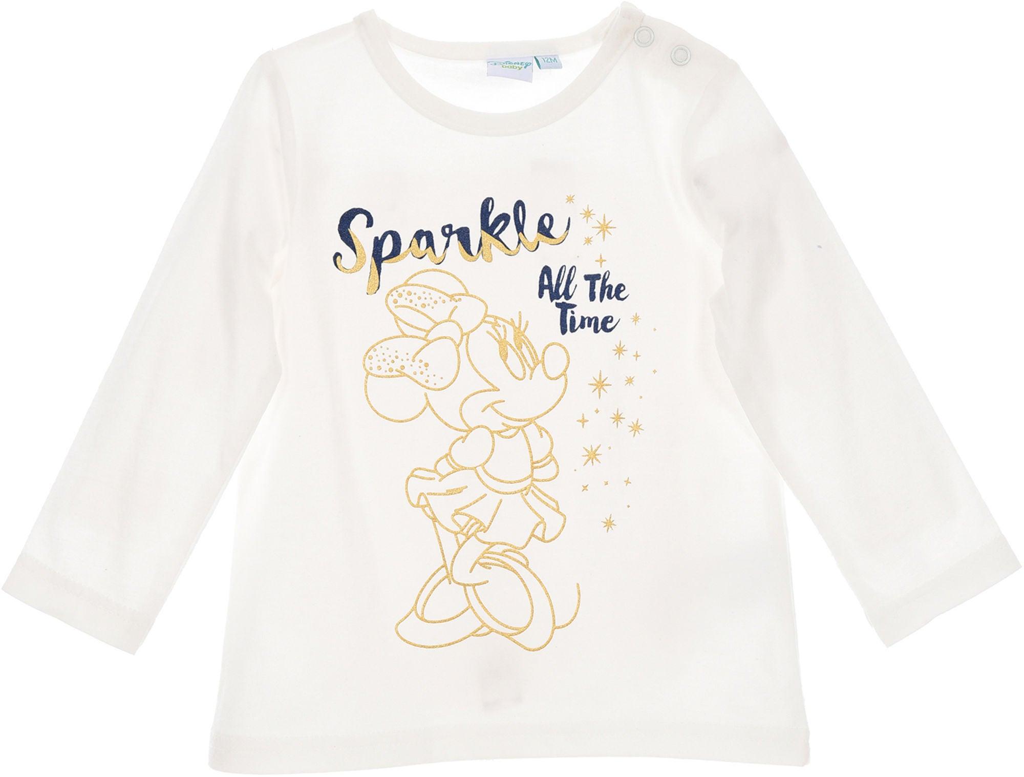 Køb Disney Minnie Mouse Trøje, Offwhite   Jollyroom