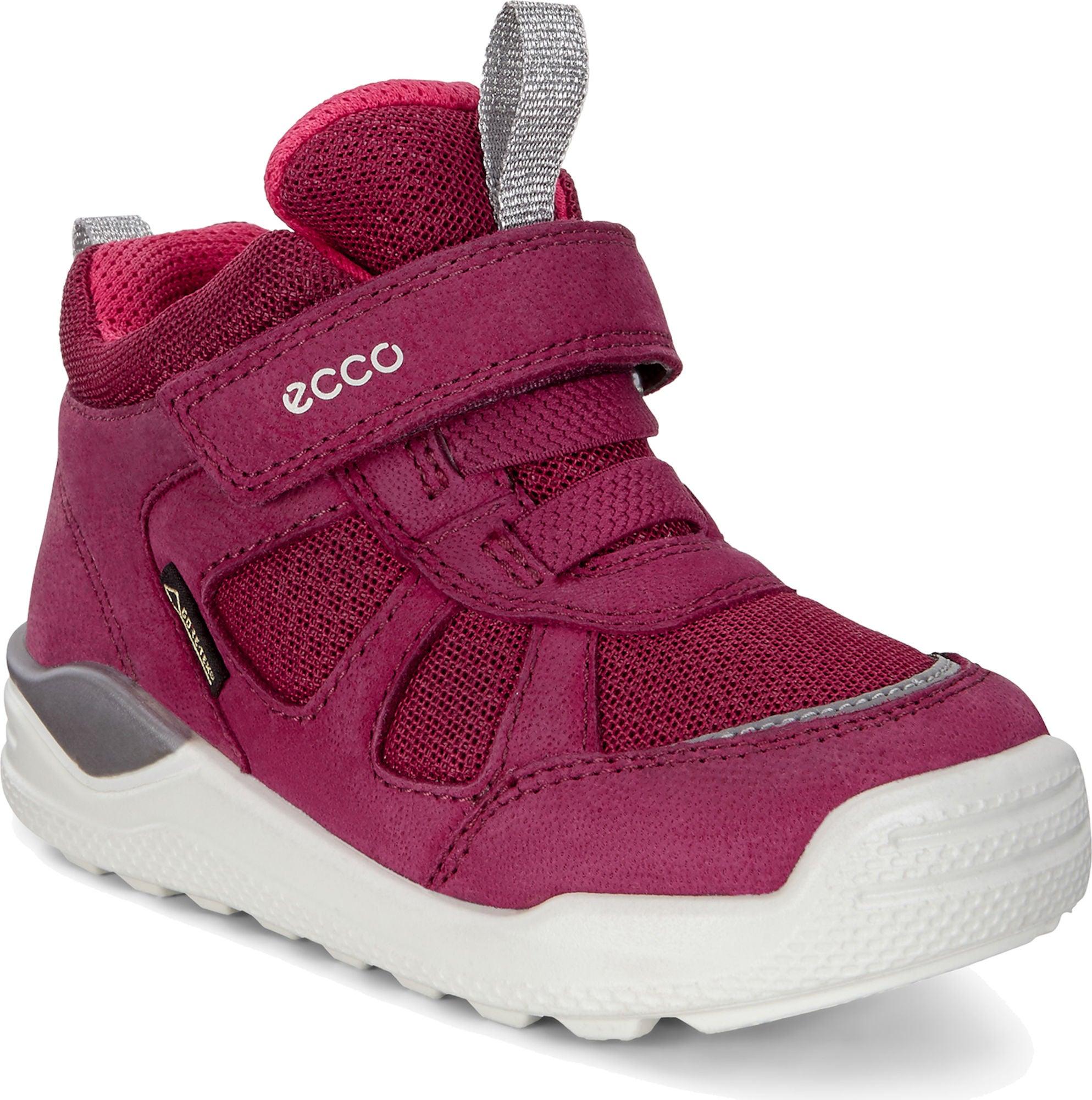 ecco brune sko, ECCO Sko Støvler urban snowboarder BLACK