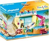 Playmobil 70435 Bungalow m. Pool